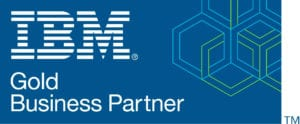 IBM Gold Partner Logo - Life IT