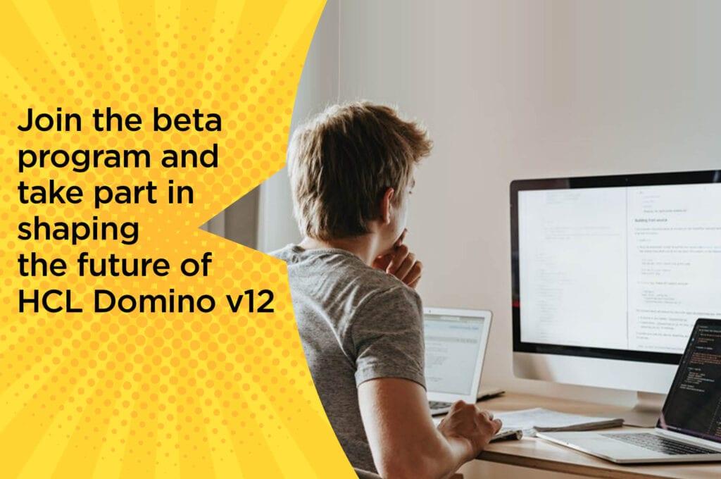HCL Domino v12 Beta